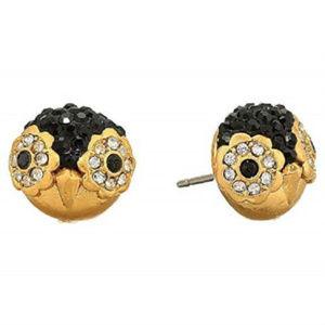 KATE SPADE Penguin Stud Earrings WBRUH043
